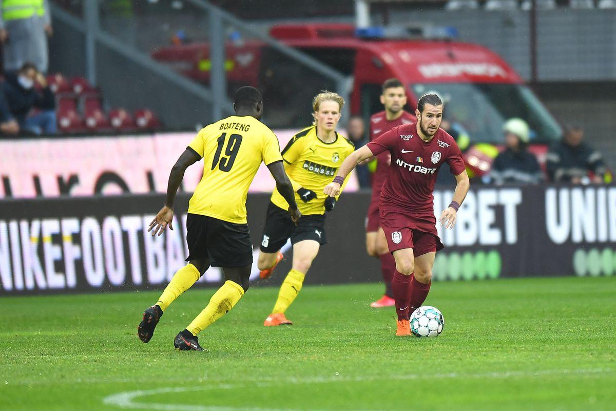 CFR Cluj - KuPs - play-off Europa League - 01.10. 2020