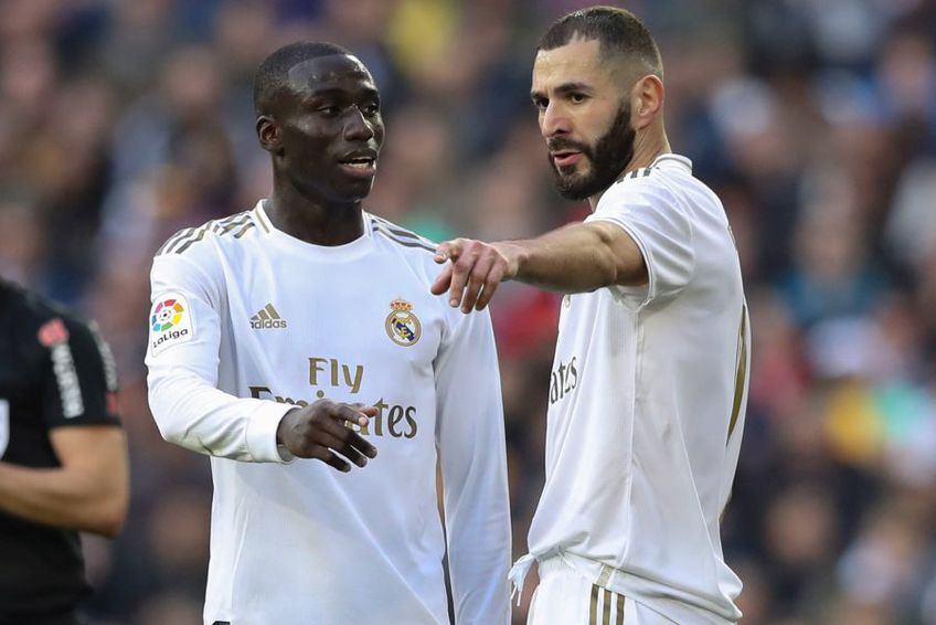 Mendy, Benzema (foto: Guliver/Getty Images)