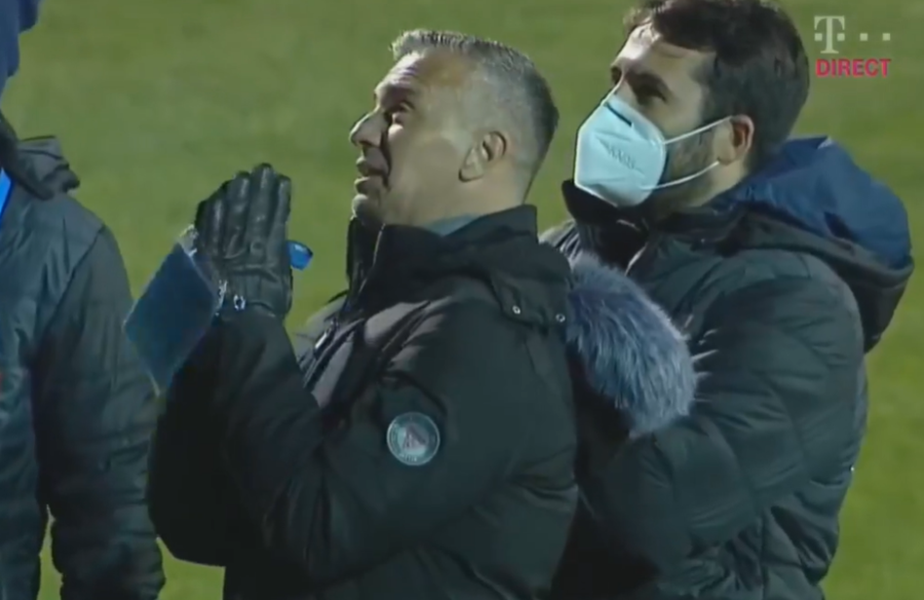 """Daniel Pancu, antrenorul lui Poli Iași, a tras concluziile după meciul cu Viitorul, pe care moldovenii îl vor pierde la """"masa verde""""."""
