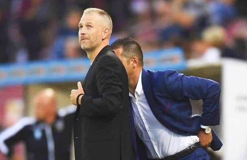 Bogdan Mara, directorul sportiv al celor de la Astra, are încredere că Edi Iordănescu (42 de ani) va veni în cele din urmă la formația giurgiuveană