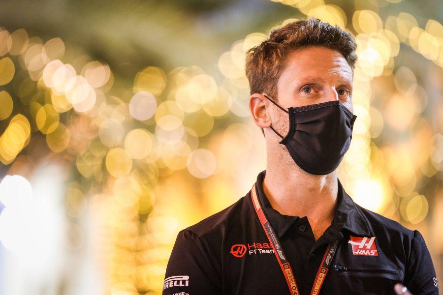 Romain Grosjean. Sursă foto: Imago