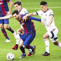 Lionel Messi, în Barcelona - Osasuna  // foto: Imago