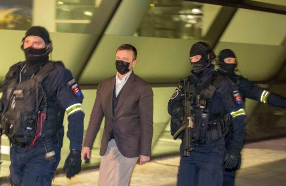 Omul de afaceri Jaroslav Hascak (51 de ani), cofondatorul Penta Investments, a fost arestat de poliția din Slovacia pentru corupție și spălare de bani // FOTO: Sme/Jozef Jakubco