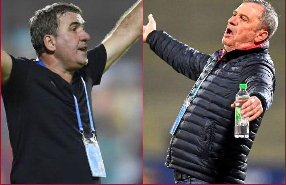 Mircea Rednic (58 de ani) a fost prezentat în această seară de Viitorul, clubul patronat de Gică Hagi (55). Cei doi au avut un schimb dur de replici în urmă cu 5 ani.