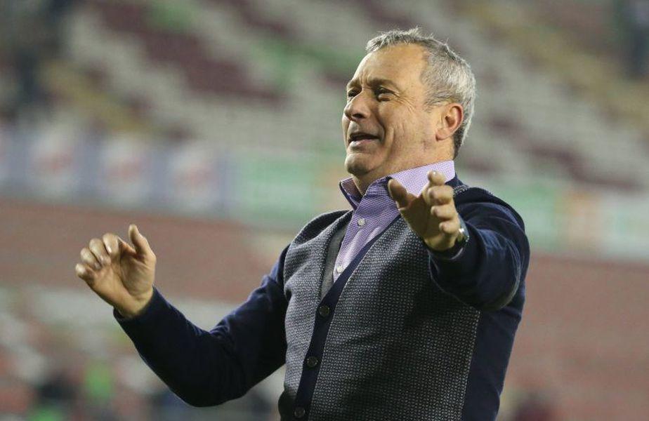 """Mircea Rednic (58 de ani) a fost prezentat în această seară de Viitorul și pregătește deja prima mutare. """"Puriul"""" vrea să-l aducă în staff pe Ionel Dănciulescu (43), ultima dată team-manager-ul lui Dinamo."""