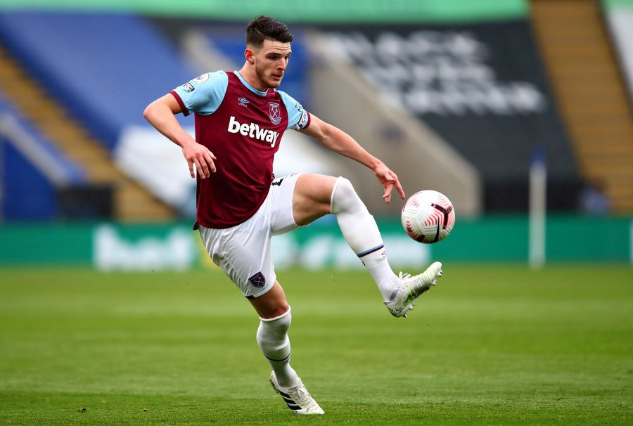 Declan Rice // foto: Guliver/gettyimages