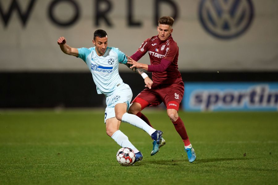 GALERIE FOTO CFR CLUJ - FCSB 0-0, liveTEXT ACUM » Primul derby din 2020 în Liga 1