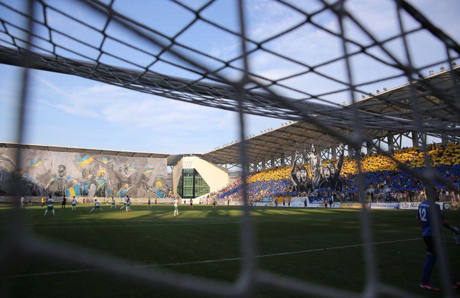 Stadionul Petrolul va trece printr-o cosmetizare serioasă