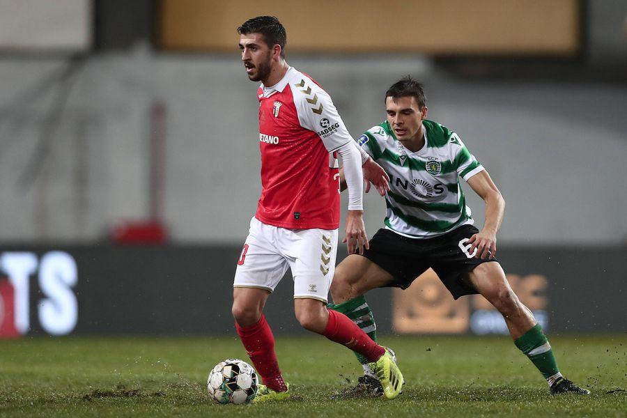 1 trofeu a câștigat Paulinho cu Braga: Cupa Ligii Portugaliei în sezonul 2019/20