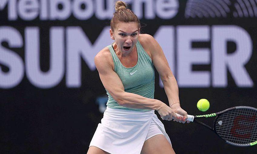 Simona Halep (2 WTA) FOTO Gettyimages