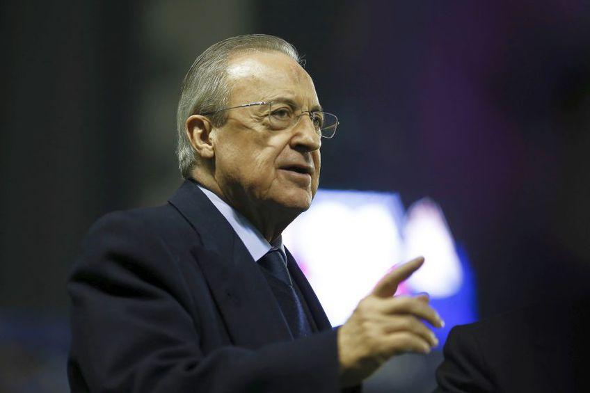 Florentino Perez, președinte Real Madrid // foto: Guliver/gettyimages