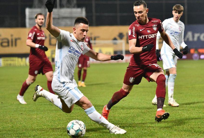 FCSB și CFR Cluj se luptă și în acest sezon la titlu @FOTO: facebook.com/FCSBOfficial