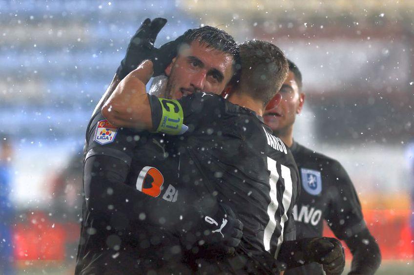 Craiova nu a mai învins pe nimeni în Liga 1 din 14 decembrie 2020 (2-1 vs. UTA) @FOTO: facebook.com/UCVOficial