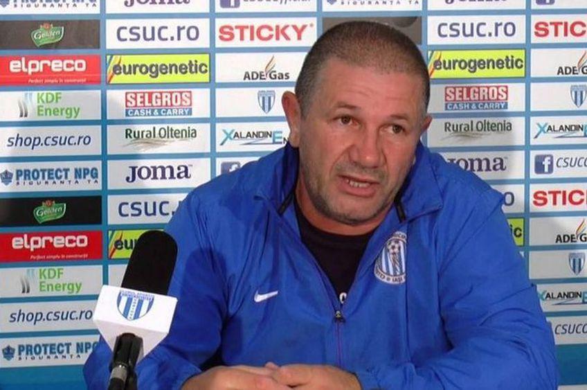 Craiova a câștigat categoric în deplasarea din Copou, 3-0 cu Poli Iași. Adrian Kerezsy, antrenorul principal în lipsa lui Andrei Cristea, pozitiv cu Covid-19, a încercat să explice forma slabă a moldovenilor.