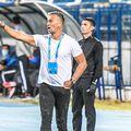 """Daniel Pancu, 43 de ani, fostul antrenor al lui Poli Iași, se declară surprins de hotărârea moldovenilor de a-l numi """"principal"""" pe Andrei Cristea (36) după demiterea sa."""