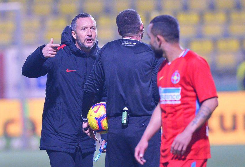150.000 de euro este cota lui Dugandzici în acest moment, atacant pe care Iftime vrea să ia 4 milioane de euro. FOTO: Ionuț Tabultoc