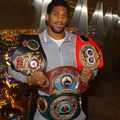 Anthony Joshua // FOTO: Guliver/ GettyImages