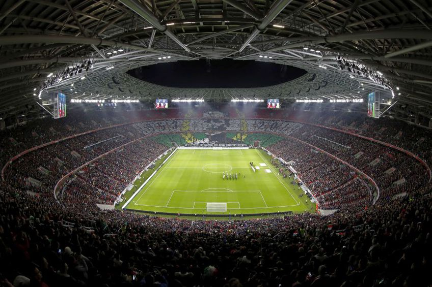 Arena Puskas din Budapesta // sursă foto: getty
