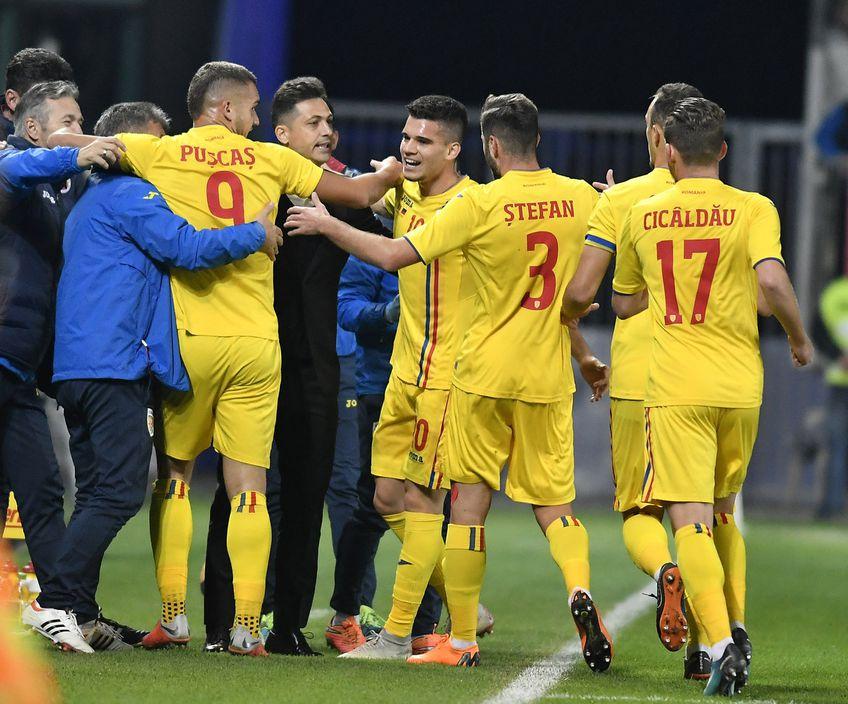 Mirel Rădoi, fost selecționer la U21,  acum promovat la echipa mare