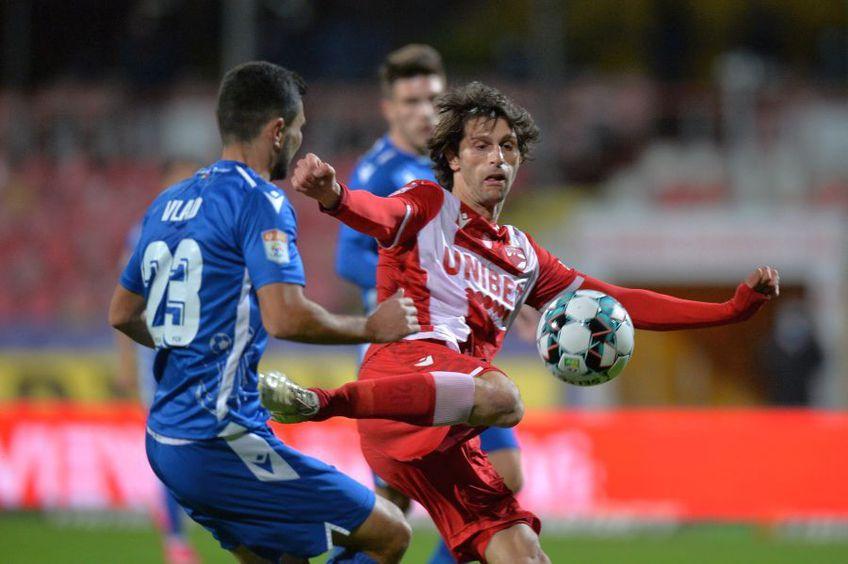 Ioan Andone, 60 de ani, președintele lui FC Voluntari, e sigur că nu va avea o misiune ușoară cu Dinamo, în meciul de etapa următoare.
