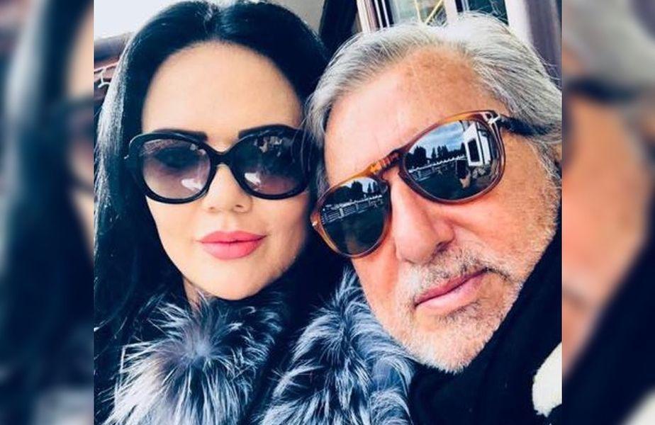 Relația dintre Ilie Năstase, 74 de ani, și Ioana Simion, 44 de ani, s-ar îndrepta cu pași mari spre divorț