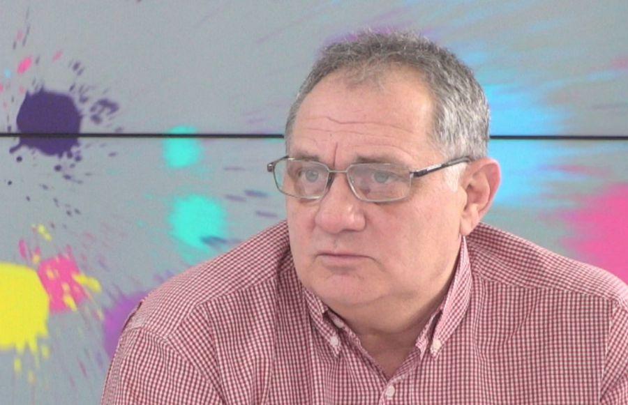 Daniel Gherasim, fost portar și președinte la Steaua