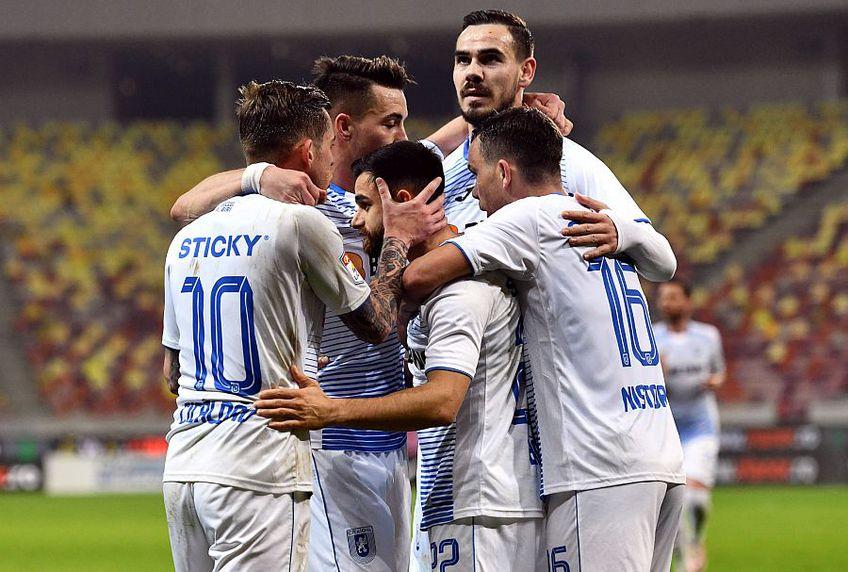 Jucătorii Craiovei abia așteaptă reluarea campionatului // FOTO:Facebook.com/UCVOficial/