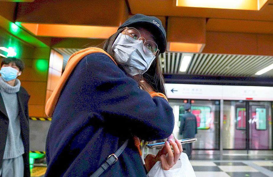 Maștile sunt omniprezente în Asia, foto: Guliver/gettyimages