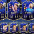 Carduri FIFA 20 // sursă foto: Instagram @easportsfifa