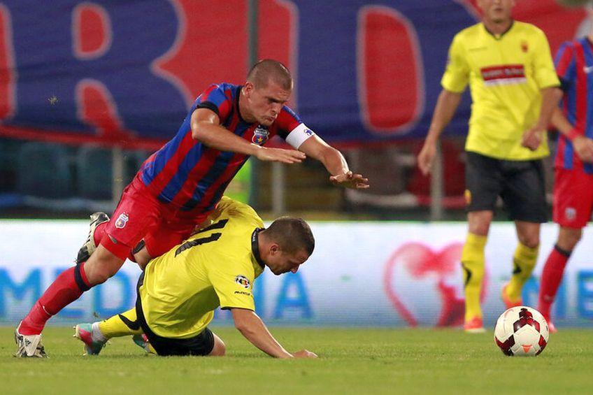 Steaua - Cehlăul 2-1, în 2013
