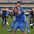 Academica Clinceni a învins-o pe Poli Iași, scor 2-1, în primul meci al etapei cu numărul 29 din Liga 1