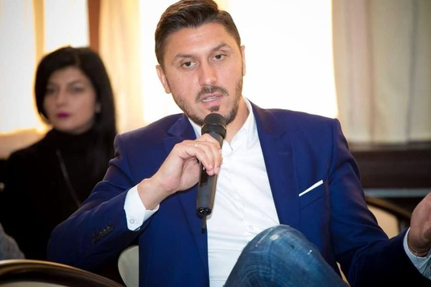 Ciprian Marica. Sursă foto: Farul Constanța