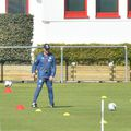 """Gnabry și Davies au fost primele """"victime"""" ale noului antrenor-șef al lui Bayern. Ei au fost deposedați de cerceii pe care-i purtau inclusiv la antrenament."""