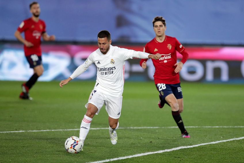 Real Madrid - Osasuna 2-0 // foto: Guliver/gettyimages