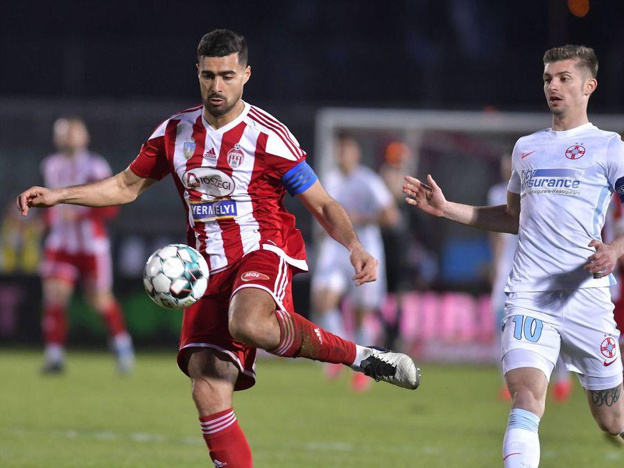 CFR Cluj, transfer pentru Champions League! A luat un stoper din Liga 1