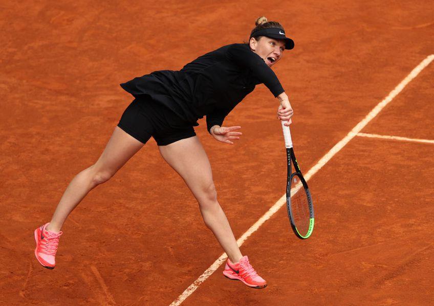 Simona Halep (29 de ani, 3 WTA) o va întâlni pe Elise Mertens (25 de ani, 16 WTA) în optimile de finală ale turneului Premier Mandatory de la Madrid.