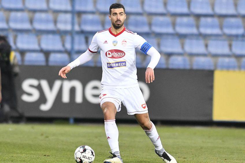 Rachid Bouhenna (29 de ani, fundaș central) confirmă transferul la CFR Cluj