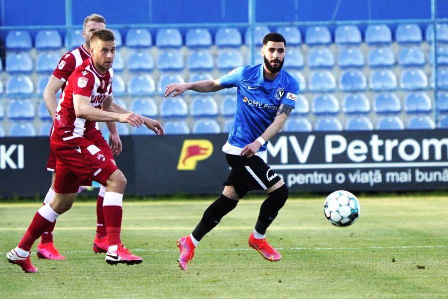 """Viitorul - Dinamo 1-2 » """"Câinii"""" ies de la ATI! Victorie URIAȘĂ în play-out"""