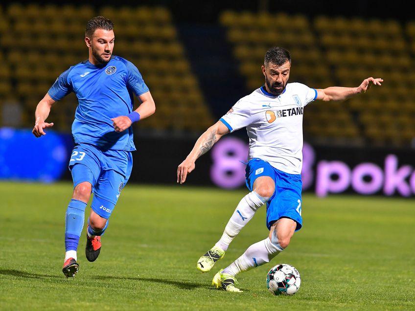 Academica Clinceni - CS Universitatea Craiova, etapa 5, play-off, Liga 1, liveTEXT GSP