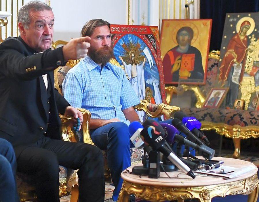 Gigi Beccali și Alexandru Tudor