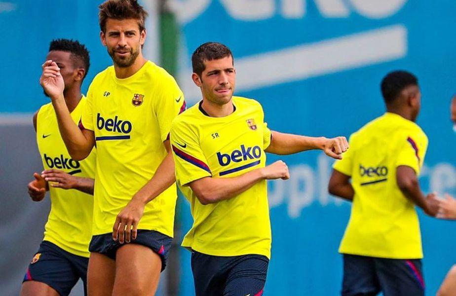 Barcelona se pregătește pentru reluarea La Liga