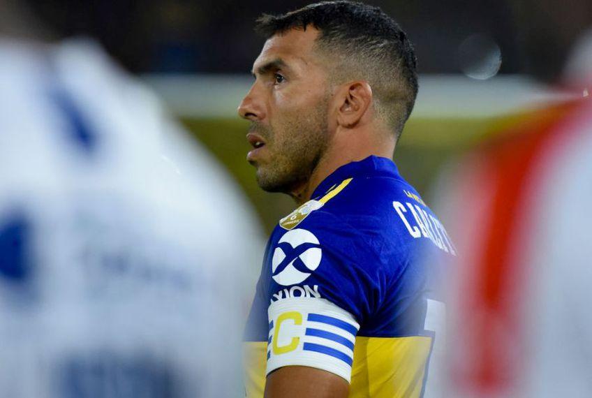 Carlos Tevez a impresionat în acest sezon la Boca // Sursă foto: Getty