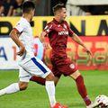 CFR Cluj este lider în play-off-ul Ligii 1, la 4 puncte distanță de FCSB, ocupanta locului doi
