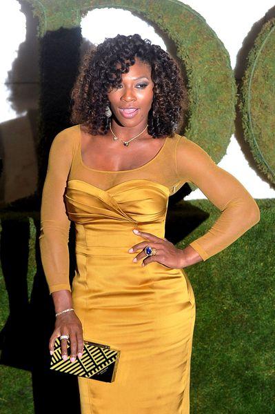 Serena Williams - evergreen