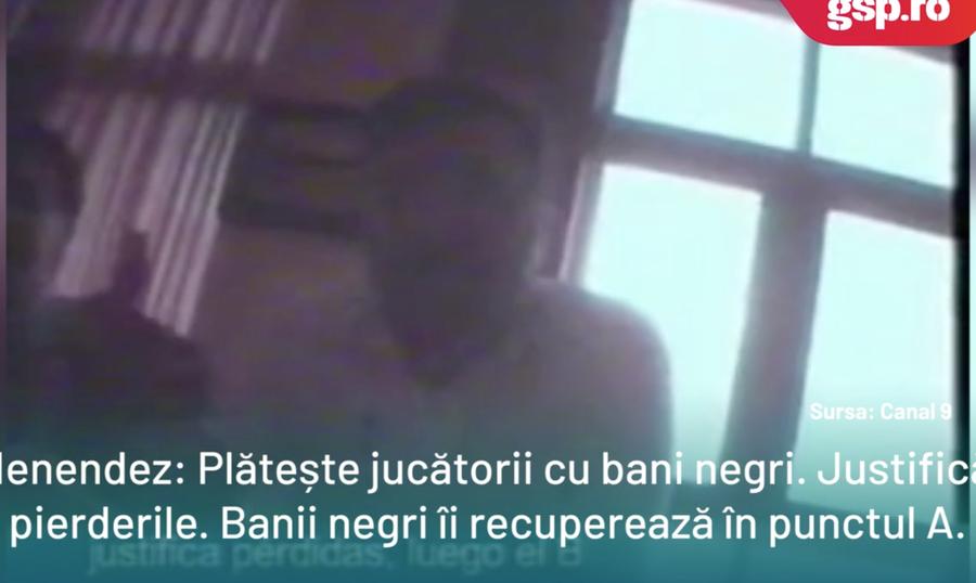 """EXCLUSIV El a vrut Dinamo! » Camera ascunsă: lecții de evaziune fiscală și corupție în fotbal, intermediate de Herminio Menendez: """"E prietenul prințului Filip. Nimeni nu-l investighează"""""""