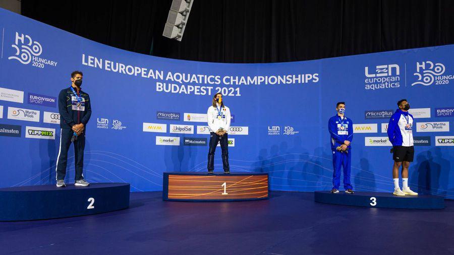 """Robert Glință se destăinuie » Secretele primului campion european din istoria înotului masculin românesc și planurile pentru Tokyo: """"Toată viața mea am investit-o în înot!"""""""