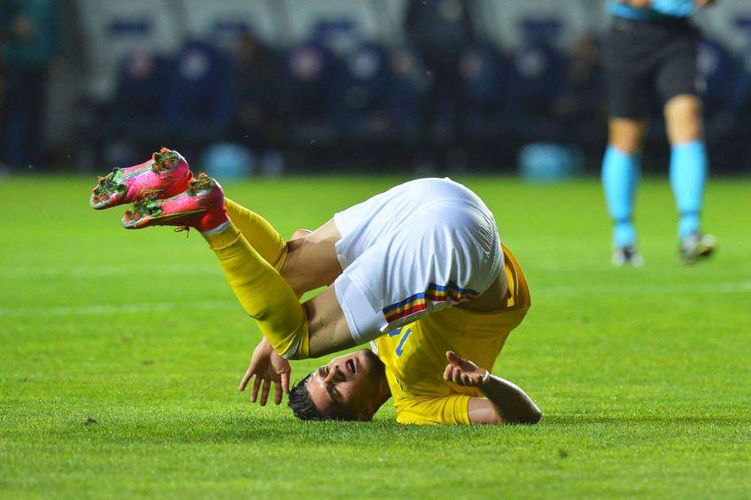 România dispută un meci amical împotriva reprezentativei din Georgia, miercuri, de la ora 21:45. Partida poate fi urmărită în format liveTEXT pe GSP.ro și în direct pe Pro TV.