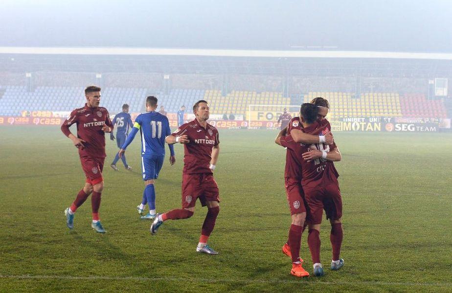 Culio a părăsit CFR Cluj la începutul acestui an