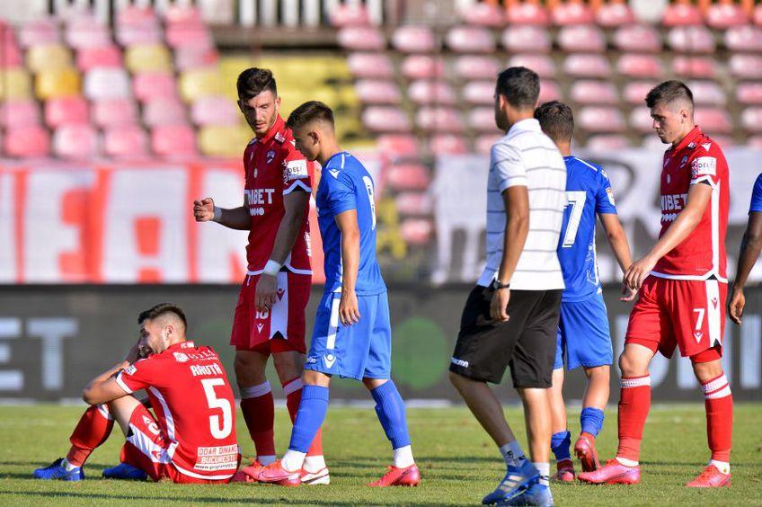 Ion Gheorghe a adus victoria lui FC Voluntari în meciul cu Dinamo