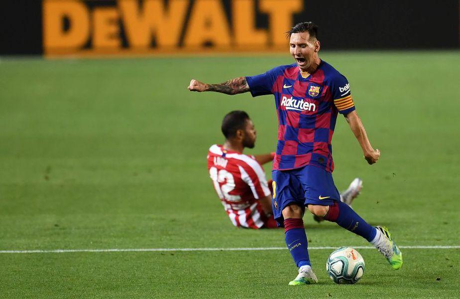 "Lionel Messi a fost numit ""pe jumătate autist"" de Christophe Dugarry // foto: Guliver/gettyimages"